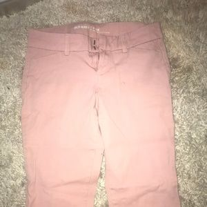Light Pink Ankle Dress Pant from Old Navy